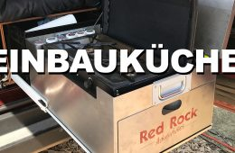 Die mobile Küchenbox von Red Rock Adventures - 4x4 Passion #109