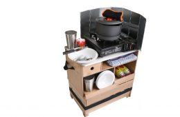 Nakatanenga Küchen-Box Küchenkiste