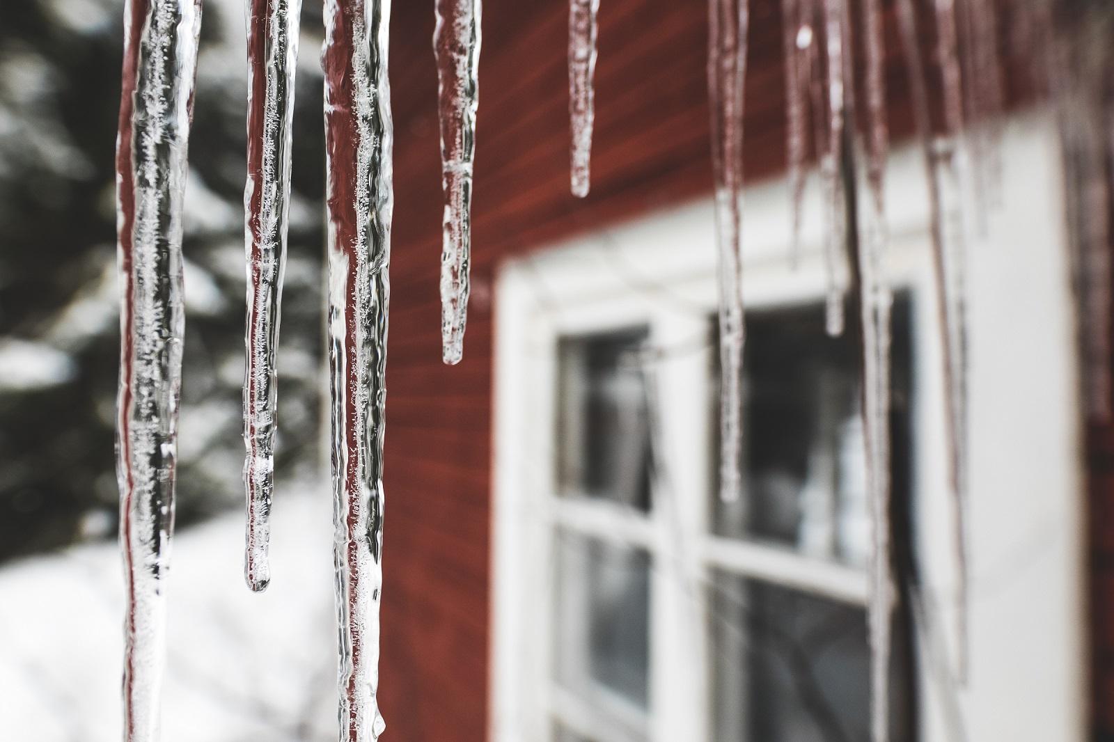 Winter in Schweden. Da gab es Heißes für die kalten Tage.