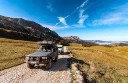 Five Mountains Tour - Unübersehbar: Der Reiz der Berge