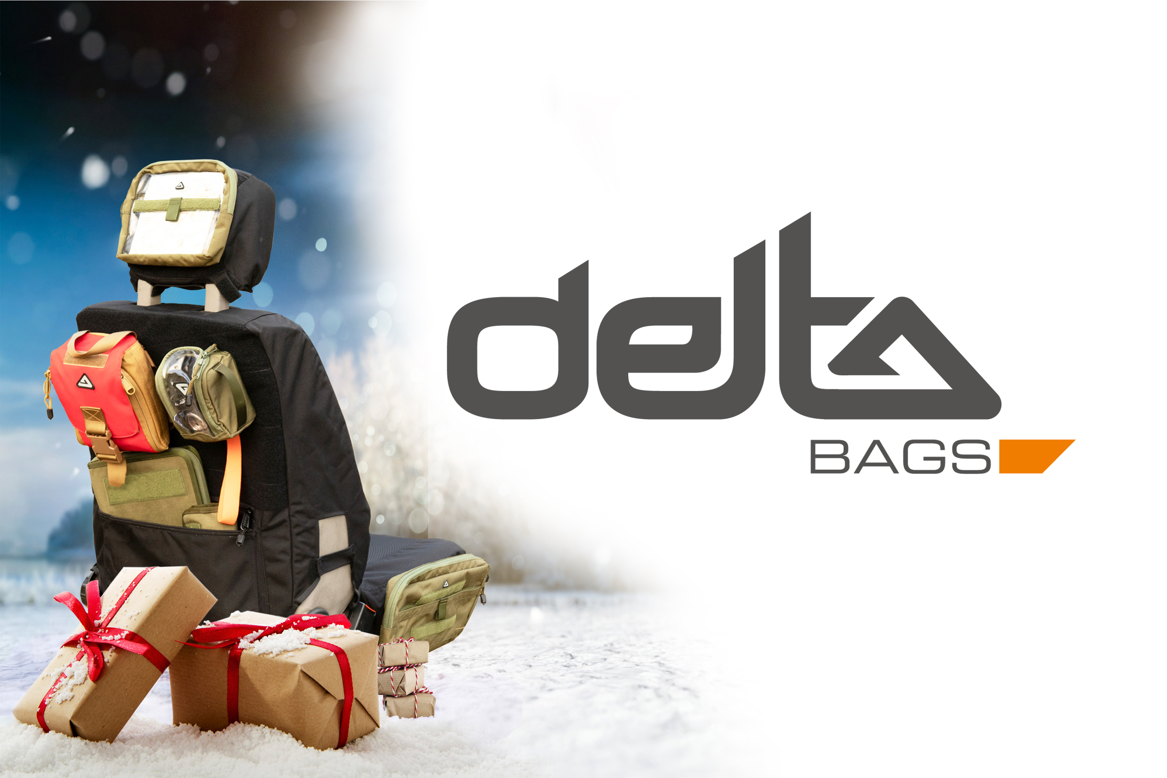 Delta Bags Seat Cover Sitzbezug Defender - Mercedes G - Amarok
