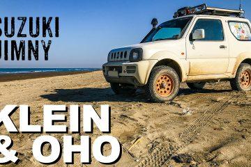 Suzuki Jimny als Reisemobil - 4x4 Passion #106