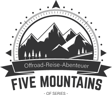 Five Mountains Tour - Logo