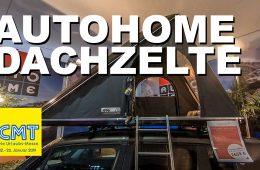 CMT 2019 - Dachzelte von Autohome - 4x4 Passion #122