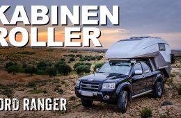 Ford Ranger mit Geocar-Kabine - 4x4 Passion #116