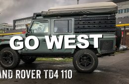 Mit dem Land Rover Defender TD4 110 in die USA - 4x4 Passion #114