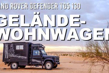 Land Rover Defender TD5 130 mit Wohnausbau - 4x4 Passion #123