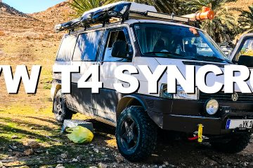 VW T4 Syncro als Fernreisemobil - 4x4 Passion #120