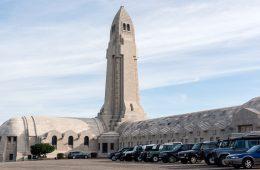 Verdun-Maginot-Tour 2018 - Symbol für den Wahnsinn - Beinhaus Douaumont.