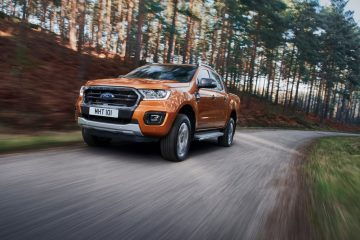 Ford Ranger Wildtrak 2019.