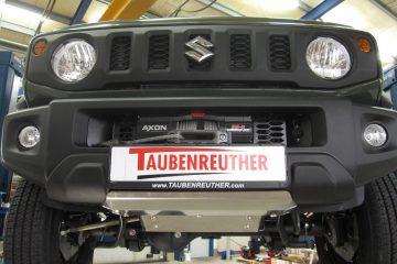 Taubenreuther Suzuki Jimny - Unterfahrschutz