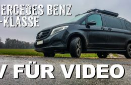 Mercedes V-Klasse - Unser 4x4-Produktionsmobil - 4x4 Passion #112
