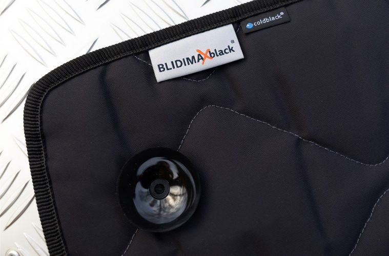 Blidimax Black Thermo-Sichtschutzmatte