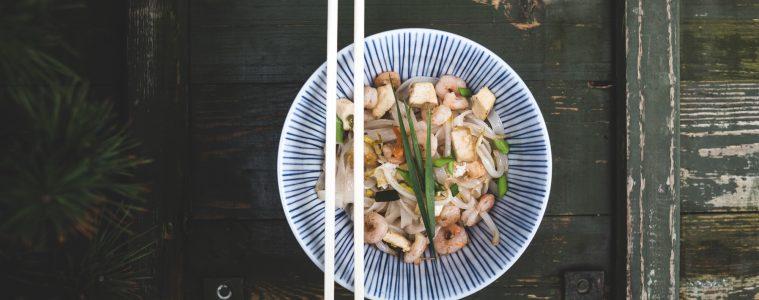 Rezept Pad Thai aus dem Dutch Oven