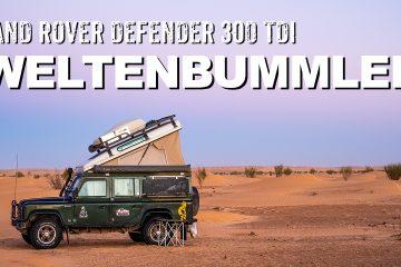 Land Rover Defender 300 TDI als Fernreise-Mobil I 4x4 Passion #118