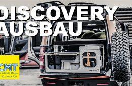 CMT 2019 - Innenausbau für Land Rover Discovery 3+4 von Nest - 4x4 Passion #121
