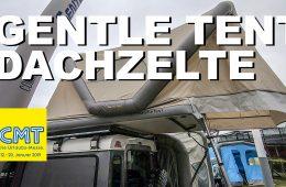 CMT 2019 - Luft-Dachzelte von Gentle Tent - 4x4 Passion #126 B