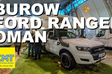 CMT 2019 - Ford Ranger Oman von Burow Reisemobile - 4x4 Passion #127