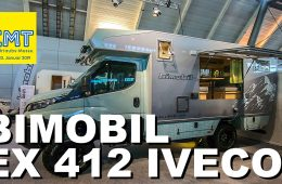 CMT 2019 - Bimobil EX 412 auf Iveco Daily-Basis - 4x4 Passion #131