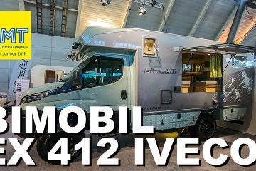 CMT 2019 - Bimobil EX 412 auf Iveco Daily-Basis - 4x4 Passion #131