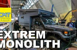 CMT 2019 - Extrem Monolith auf Toyota Land Cruiser-Basis - 4x4 Passion #130