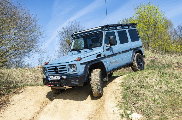 Mercedes G Umbau Abenteuer4x4