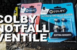 Colby Valve Notfallventile - 4x4 Passion #128