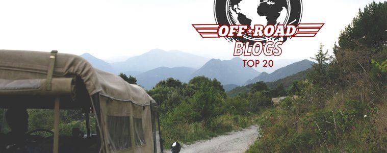 Die besten Offroad-Blogs 2018/2019