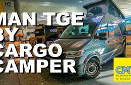 CMT 2019 - 4x4 MAN TGE von Cargo Camper - 4x4 Passion #136
