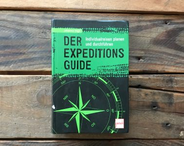 Der Expeditions Guide von Johannes Vogel.