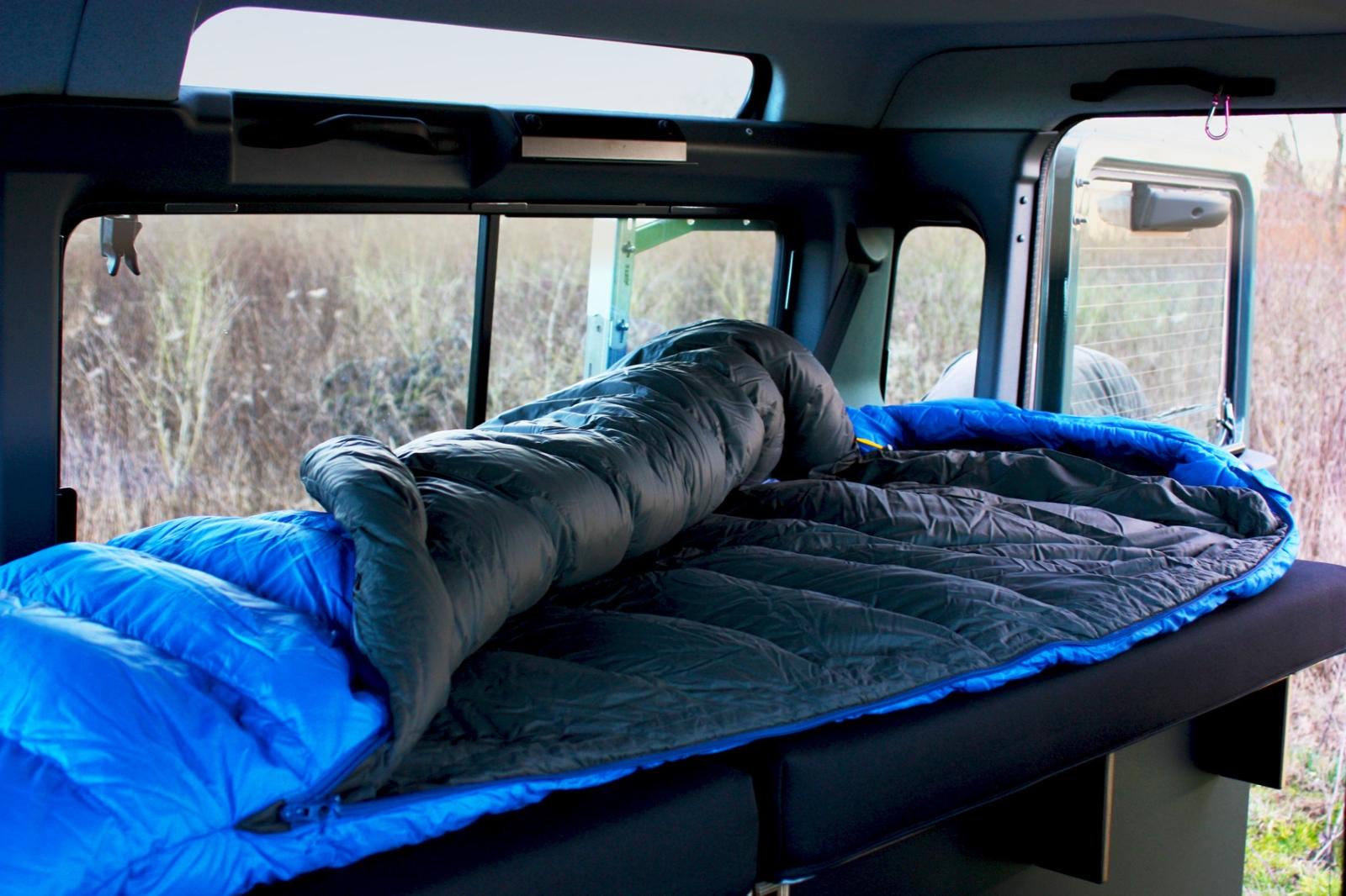 Kaua'i Camper - Mehr kann man aus einem Ninety nicht rausholen.