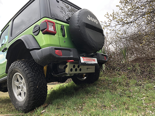 OME-Fahrwerk für den Jeep Wrangler JL.