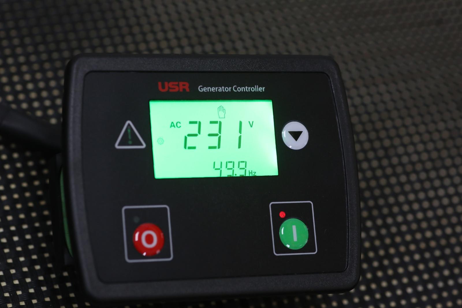 Zurrschienen.com - Fernbedienung für das USR TEC30 LPG.