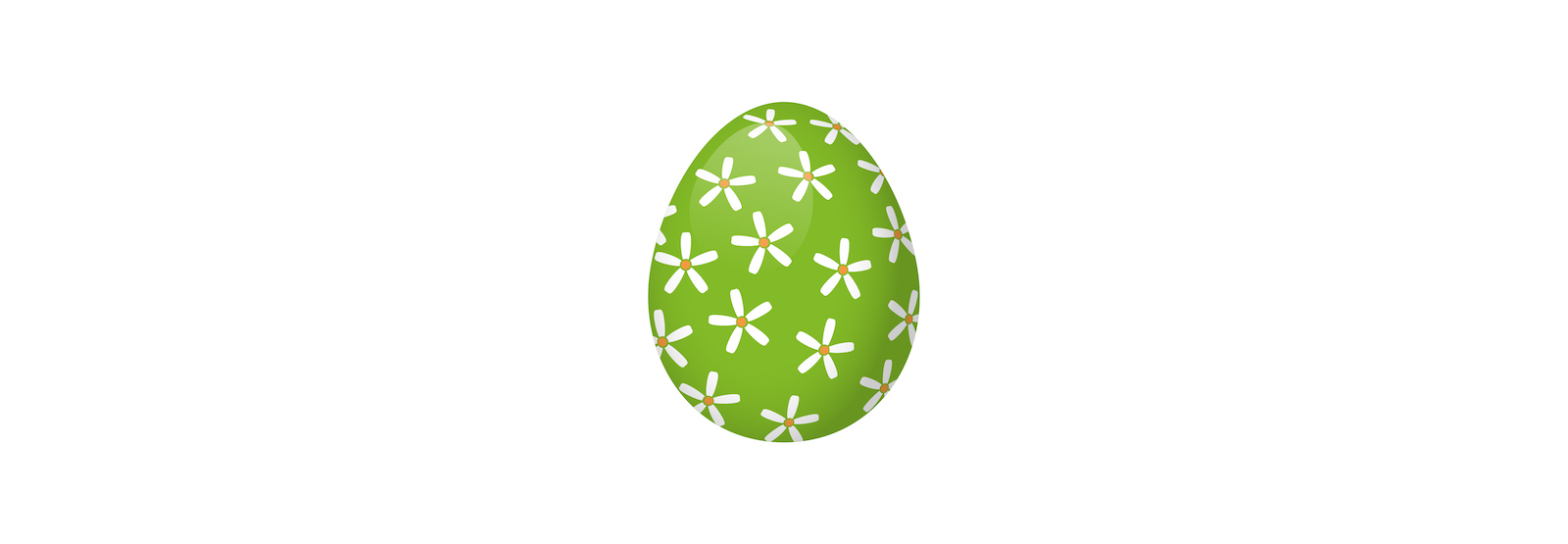 Oster-Aktion, finde alle fünf Eier
