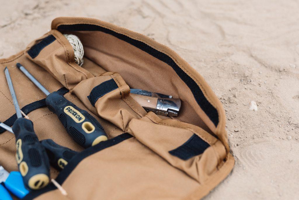 Werkzeugtaschen für Offroader - Carhartt Werkzeugrolle