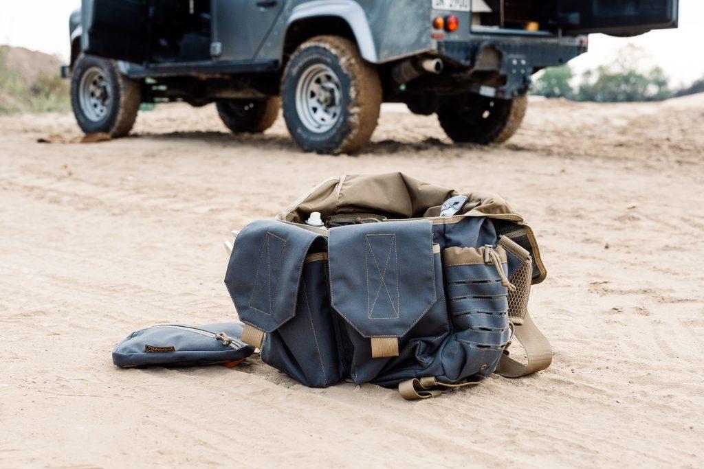 Werkzeugtaschen für Offroader - Nakatanenga Tactical Messenger Bag 2. Generation