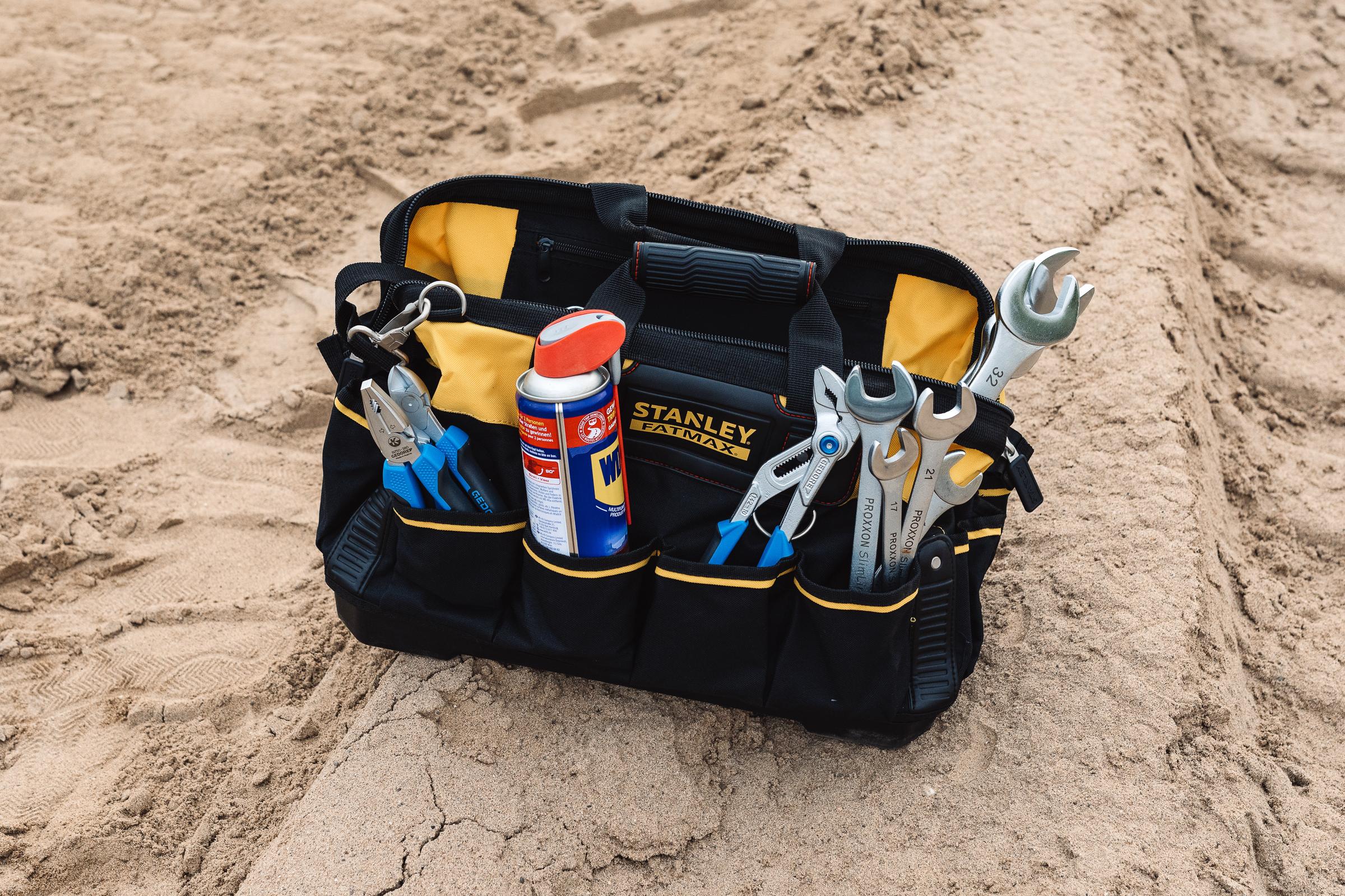 Werkzeugtaschen für Offroader - Stanley FatMax Werkzeugtasche