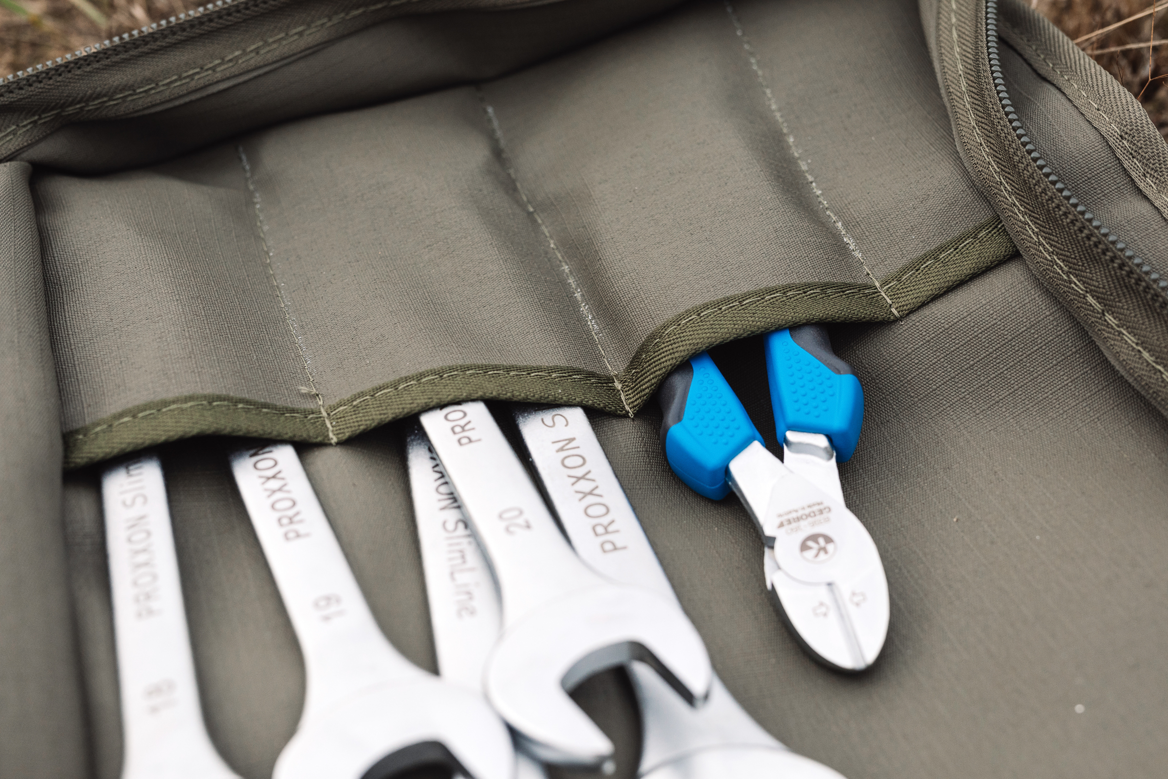 Werkzeugtaschen für Offroader - Camp Cover Werkzeugtasche