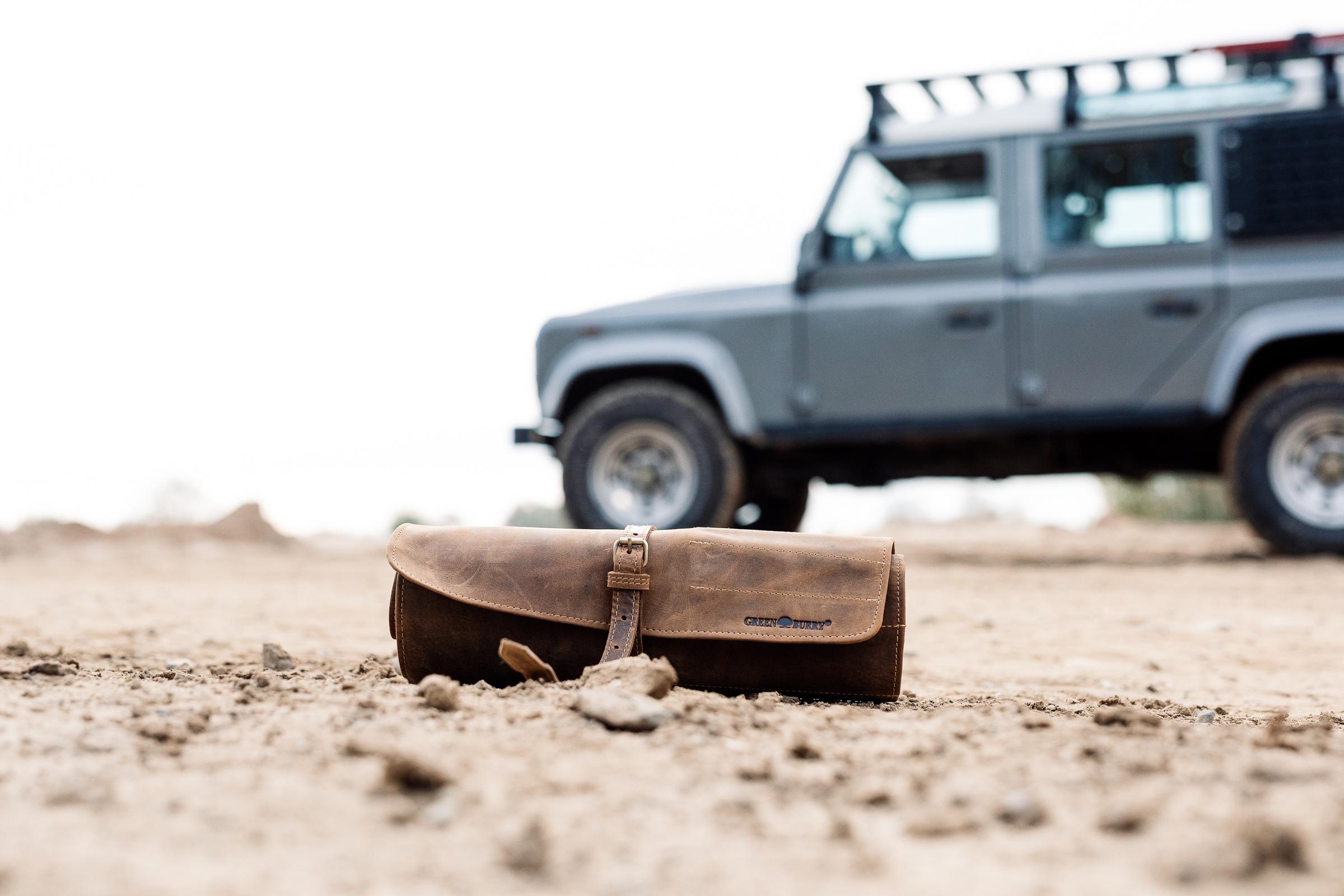 Werkzeugtaschen für Offroader - Greenburry Werkzeugrolle