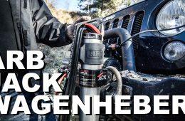 ARB Jack Wagenheber - 4x4 Passion #134