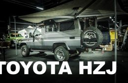 Toyota HZJ als Weltreisefahrzeug - 4x4 Passion # 142A