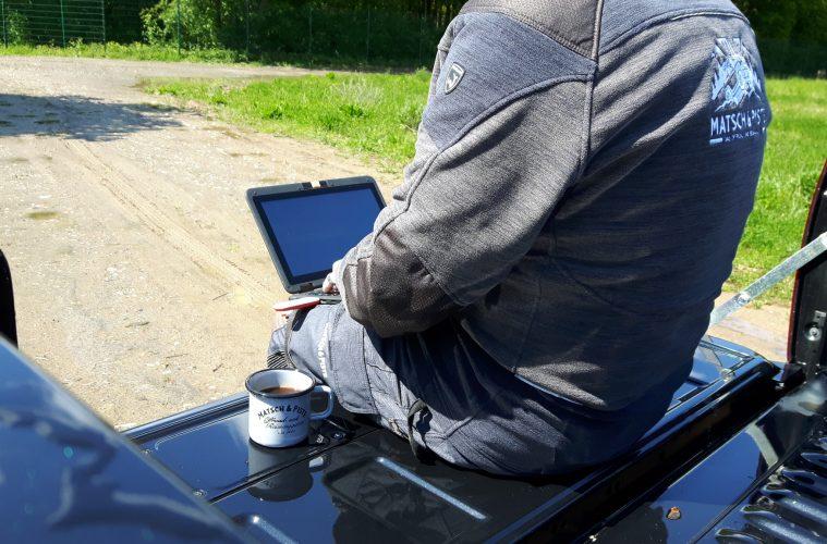 Internet auf Reisen - Mobiles Internet auf Reisen.