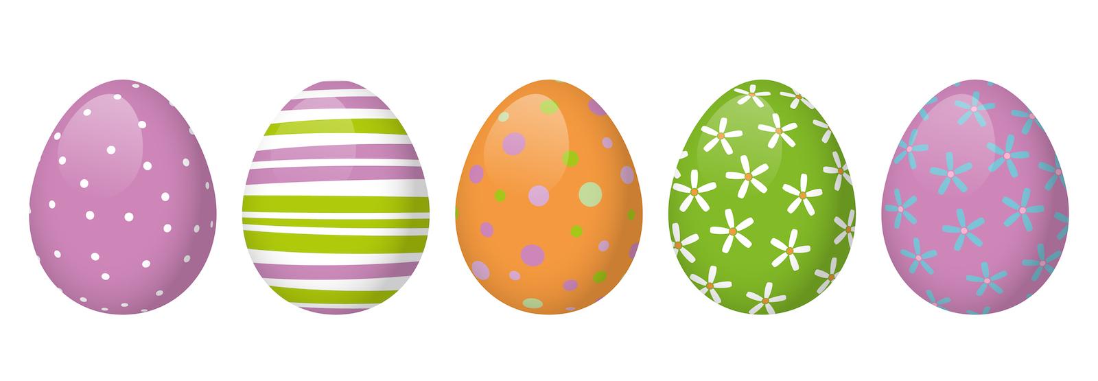Osteraktion alle Eier