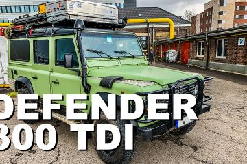 Roomtour Land Rover Defender 300 Tdi - 4x4 Passion # 147