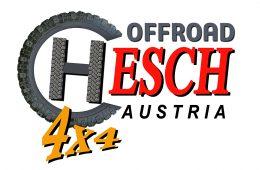 Das neue Offroad-Hesch-Logo.