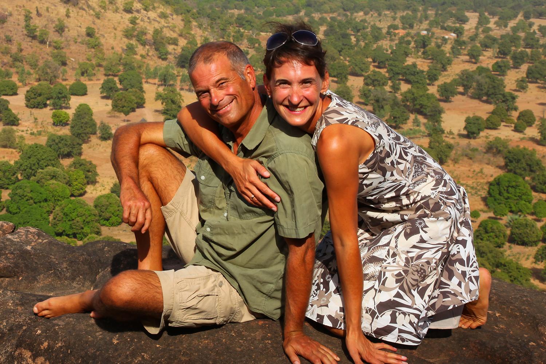 Transafrika-Touren mit Mantoco - Conny und Tommy, Eure Reisebegleiter in Afrika.