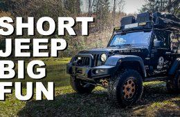 Jeep Wrangler JK als Familien-Reisemobil mit Dachzelt und OME-Fahrwerk - 4x4 Passion #139