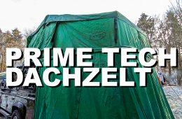 Prime Tech Dachzelt auf Land Rover Defender TD4 110 - 4x4 Passion # 144