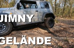 Mit dem Suzuki Jimny ins Geländ - 4x4 Passion # 148