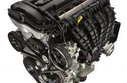 Jeep 2.4 Liter Benzinmotor.
